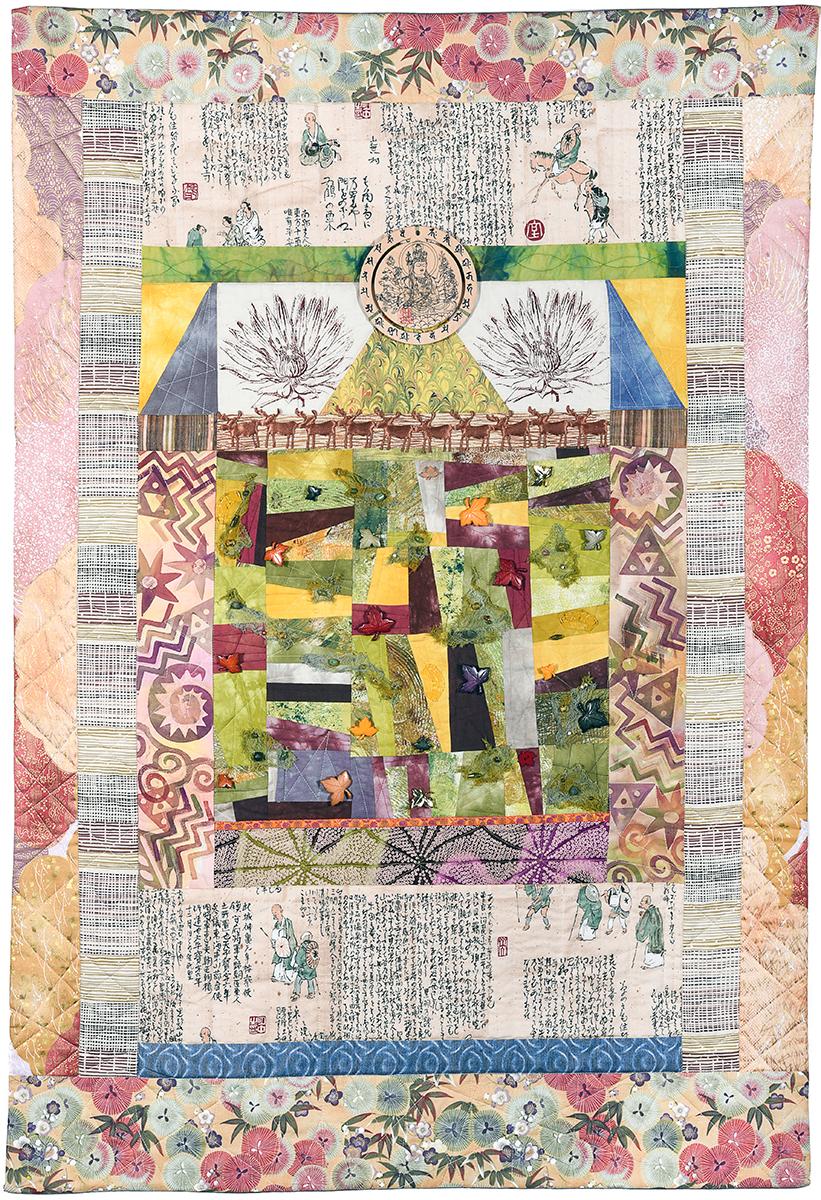 Empress Jingu's Sacred Combs © Susan Ball Faeder